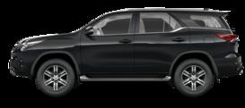 Toyota Fortuner 2.8d AT6 (177 л.с.) 4WD TRD